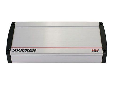 Kicker KX2400.1 Amplifier