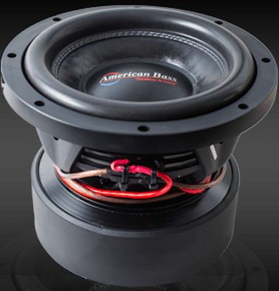 American Bass HD 10 D1Subs