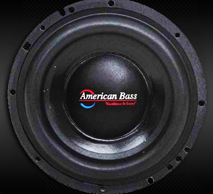 American Bass 6.5″ MidBass Driver