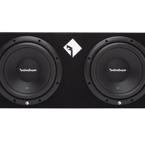 "Rockford Fosgate Prime Series Dual 10"" Sealed Box"