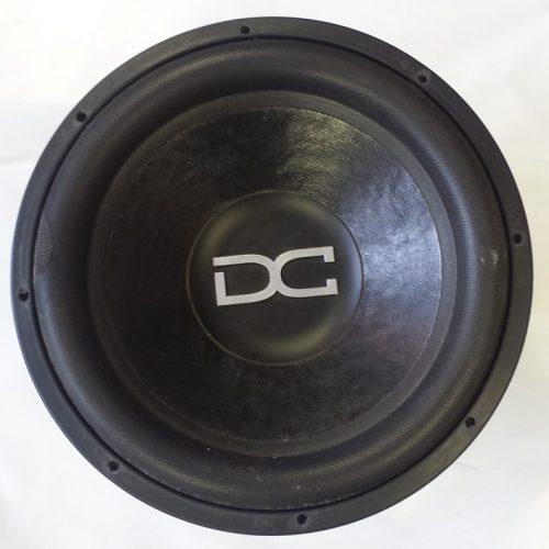 DC AUDIO M2 SUB (Old Demo)